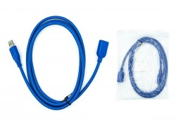 Кабель USB3.0 Type-A (M) --> USB3.0 Type-A (F) (USB3.0) 1,5 метра
