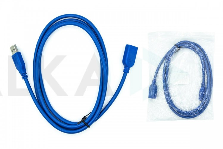 Кабель Type-A (M) --> Type-A (F) (USB3.0) 1,5 метра