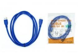Кабель USB3.0 Type-A (M) --> USB3.0 Micro-B (M) (USB3.0) 1,5 метра