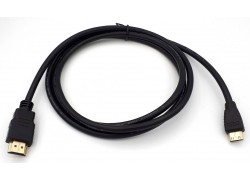 miniHDMI --> HDMI (V1.4) 1,5 метра