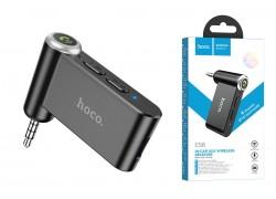Bluetooth Car Receiver AUX 3.5 mm E58 HOCO Magic musi in-car AUX wireless receiver для автомагнитолы