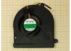 Вентилятор (кулер) для ноутбука Toshiba C650 Ver 2