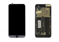 Дисплей для ASUS ZC451CG-1A ZenFone C (90AZ0071-R20010) в сборе с тачскрином и рамкой