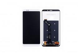 Дисплей для Xiaomi Redmi 5 Plus в сборе с тачскрином (белый)