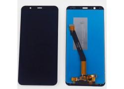 Дисплей для Huawei P Smart (FIG-L31/LX1)/ Enjoy 7S в сборе с тачскрином (черный)