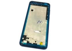 Средняя часть для Huawei Honor 9 Lite (рамка дисплея) черный, с разбора