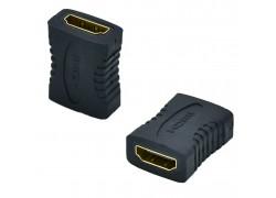 Орбита OT-AVW41 видео переходник (гнездо HDMI - гнездо HDMI)(УПАКОВКА 20шт)