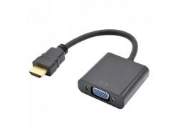Орбита OT-AVW23 видео переходник (штекер HDMI - гнездоVGA)