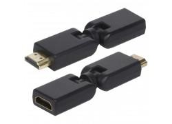 Орбита OT-AVW30 переходник (HDMI гнездо - HDMI штекер)