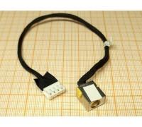 Разъем питания для ноутбука Acer Aspire E1-731 с кабелем
