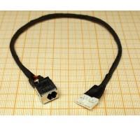 Разъем питания для ноутбука Lenovo B470 с кабелем