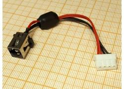 Разъем питания для ноутбука Toshiba C800 с кабелем