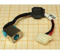 Разъем питания для ноутбука Acer Aspire E1-421 с кабелем