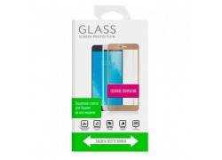 Защитное стекло дисплея Huawei Mate 10 Lite/Nova 2i/Nova 9i Full Screen 5D белое (без упаковки)