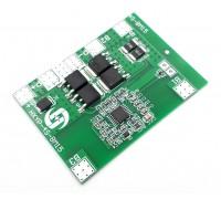 Контроллер заряда-разряда PCM для Li-Ion 3.7V 4S 20A (HXYP-4S-BM15)