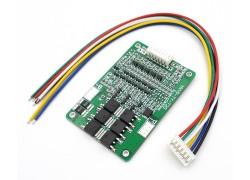 Контроллер заряда-разряда PCM для Li-Ion 3.7V 5S 15A (HXYP-TY-T20)