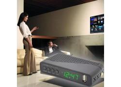 ТВ ресивер DVB-T2/C Орбита OT-DVB16 (Wi-Fi)