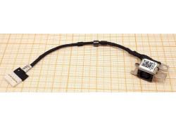 Разъем питания для ноутбука Dell 3340 с кабелем 10,5см