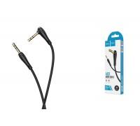 Кабель удлинитель HOCO UPA14 AUX audio cable 3.5 2 метра черный