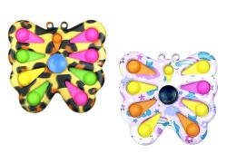 Simple Dimple Бабочка пупырка 8в1 спинер (цвета в ассортименте)