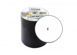 DVD-R printable inkjet под печать 4,7 Гб 16x (упаковка 100 штук)