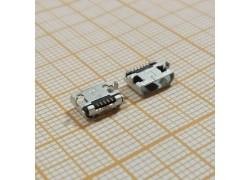 microUSB 2.0 разъем для планшетов Jack017 (5pin) 5шт