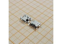 microUSB 2.0 разъем для планшетов Jack025 (5pin) 5шт