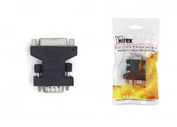 Адаптер-переходник Mirex DVI (F) - VGA (M)