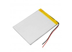 Аккумулятор универсальный 110x55x4 3.7V 3000mAh (0455110P)