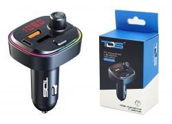 FM-Модулятор TDS TS-CAF13 RGB (Bluetooth)