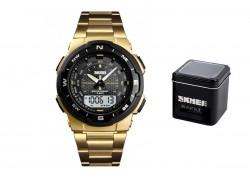 Часы наручные Skmei 1370 Золото
