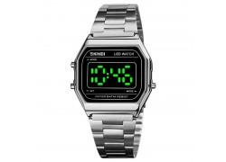 Часы наручные Skmei 1646 Серебро