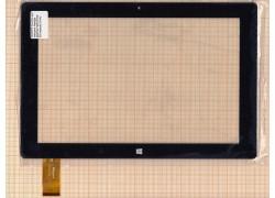 Тачскрин для планшета Prestigio MultiPad PMP1010TE 3G (черный)