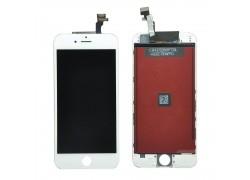 Дисплей для iPhone 6 (4.7) в сборе с тачскрином и рамкой (белый) HQ