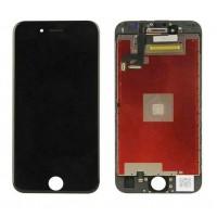 Дисплей для iPhone 6s (4.7) в сборе с тачскрином и рамкой (черный) HQ