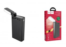 Универсальный дополнительный аккумулятор HOCO J62 Bank 30000 mAh черный