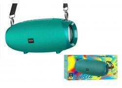 Портативная беспроводная акустика BOROFONE BR12 Amplio sports wireless speaker  цвет зеленый