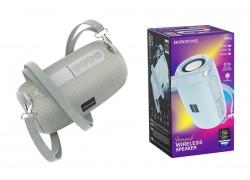 Портативная беспроводная акустика BOROFONE BR4 Horizon sport  цвет серый