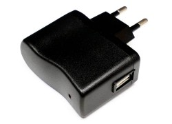 Зарядное устройство 5,0V, 1,0A, USB2.0 Type-A (F) (P018)