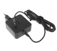 Зарядное устройство для ноутбука Asus 19V 1.75A коннектор прямоугольный под microUSB (AX205)