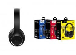 Беспроводные внешние наушники HOCO W28 Journey wireless headphones черный