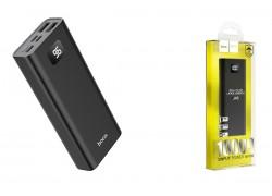 Универсальный дополнительный аккумулятор HOCO  J46 Star ocean mobile power bank черный