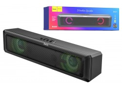 Портативная беспроводная акустика HOCO DS31 Sound Blaster glaring speaker цвет черный