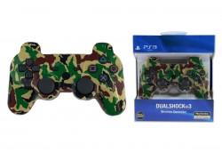 Геймпад беспроводной для Sony PlayStation 3 (упаковка картон) камуфляж