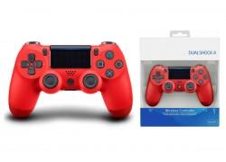 Геймпад беспроводной для Sony PlayStation 4 (ver. 2) красный