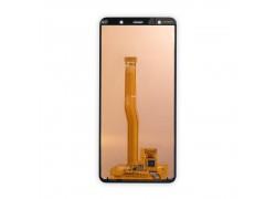 Дисплей для Samsung A750F Galaxy A7 (2018) Black в сборе с тачскрином, orig100%