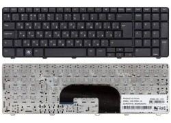 Клавиатура для ноутбука Dell Inspiron 17R черная