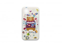 """Пластиковая накладка iPhone 11 Pro (5.8) с рисунком """"Животные"""" 6 видов"""
