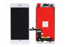 Дисплей для iPhone 8 Plus (5.5) в сборе с тачскрином и рамкой (белый)