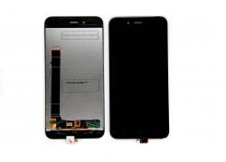 Дисплей для Xiaomi Mi A1/ Mi5X в сборе с тачскрином (черный)